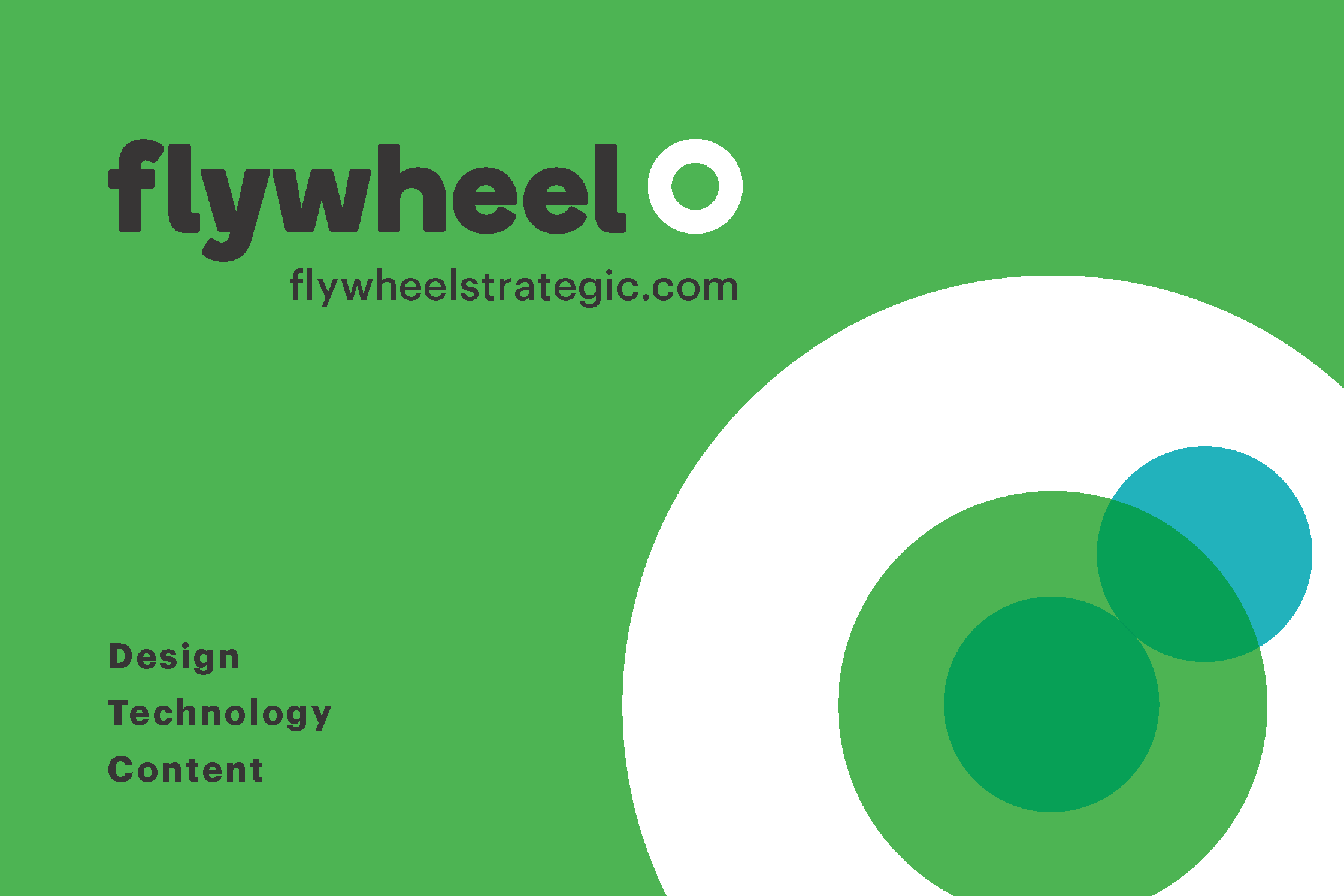 Flywheel Strategic Design Brief Process - Momentum Building