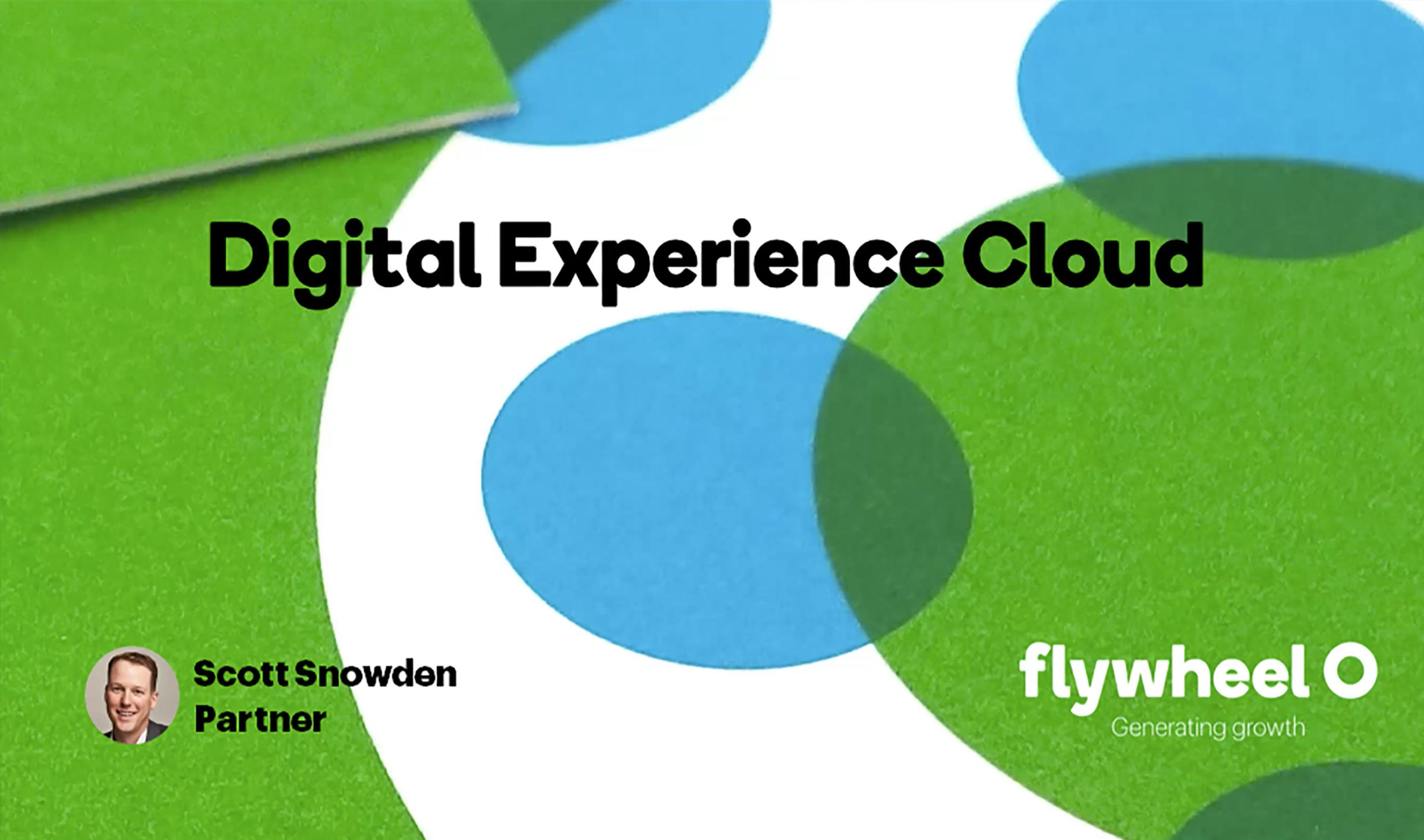 Digital Experience Cloud Walkthrough - Video by Flywheel Strategic