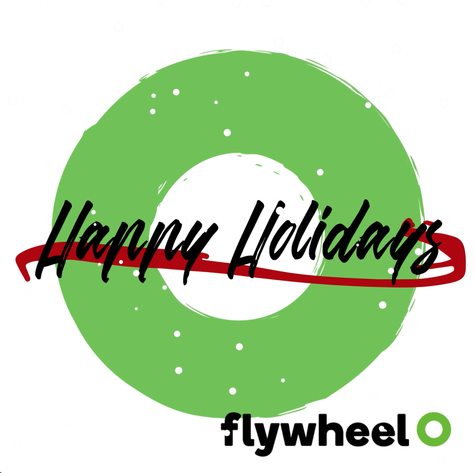 Happy holidays from Flywheel in 2018