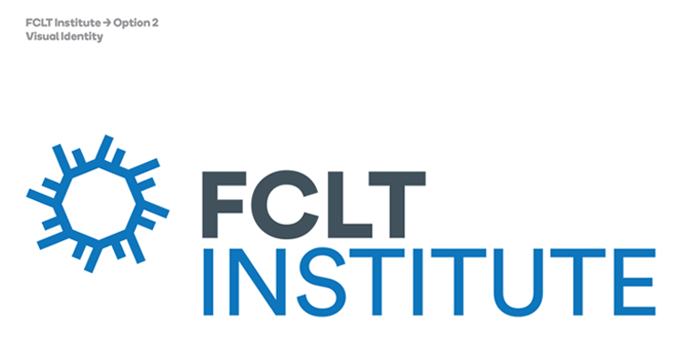 FCLT Institute visual identity