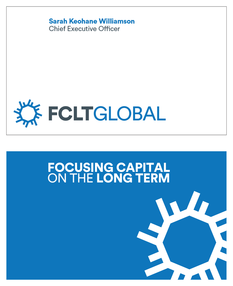 FCLT's business cards