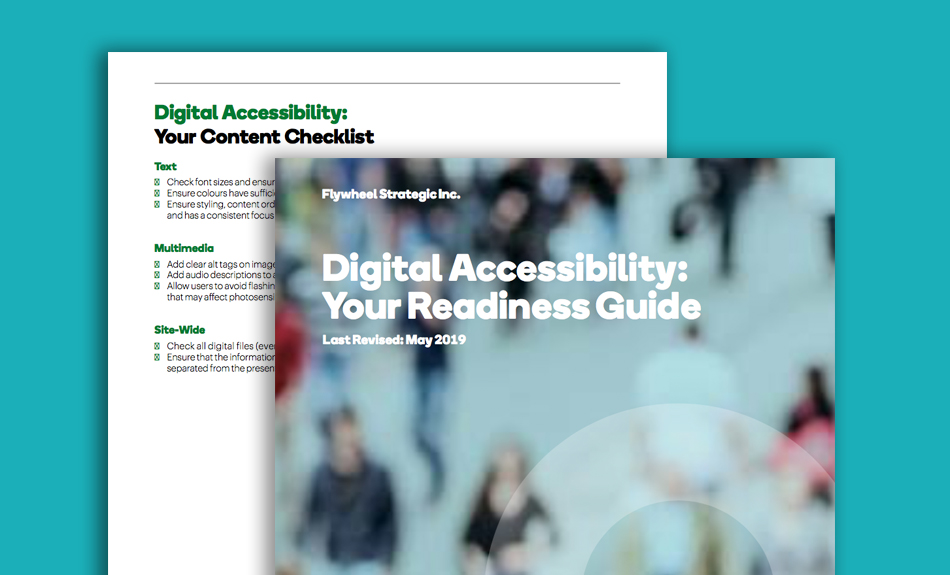 Flywheel Strategic Digital Accessibility Guide